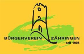 Logo Bürgerverein Zähringen mit Link zur Homeseite